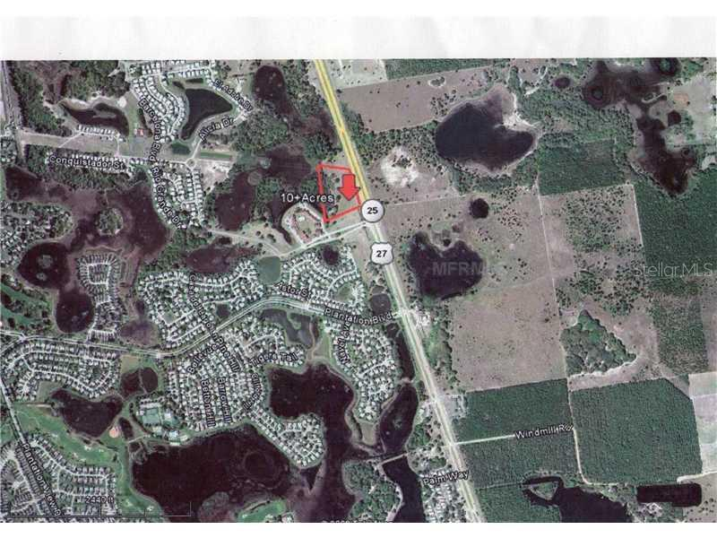 SR 27, LEESBURG, FL 34748, ,Land,For sale,SR 27,U7599394